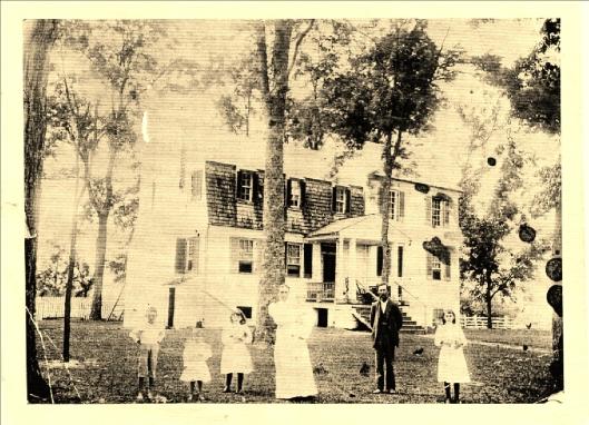 Mahockney circa 1898