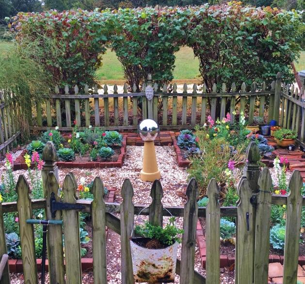 Mahockney flower garden.JPG