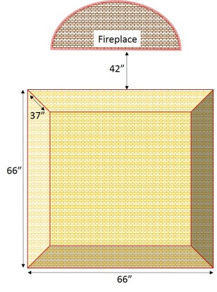 Sub-floor pit diagram